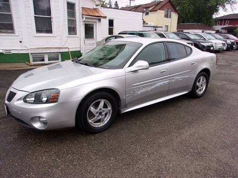2005 Pontiac Grand Prix for sale at Affordable Motors in Jamestown ND