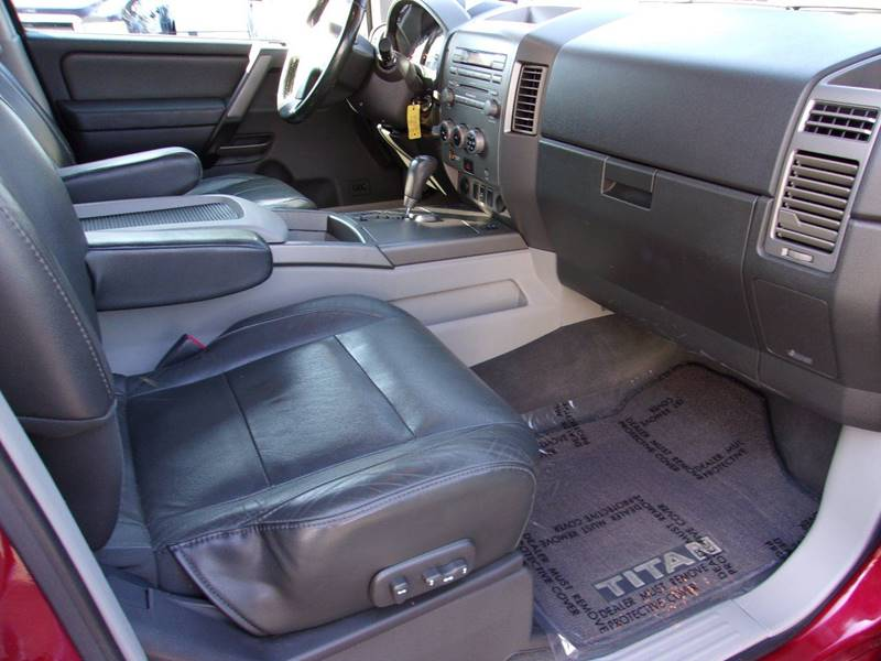 2004 Nissan Titan for sale at Affordable Motors in Jamestown ND