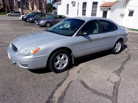 2007 Ford Taurus for sale at Affordable Motors in Jamestown ND
