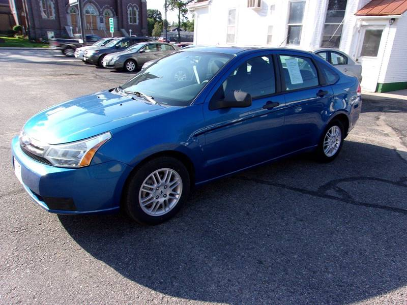 2010 Ford Focus for sale at Affordable Motors in Jamestown ND