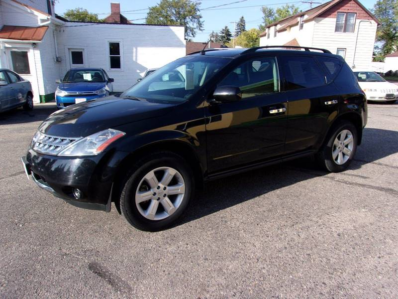 2007 Nissan Murano for sale at Affordable Motors in Jamestown ND