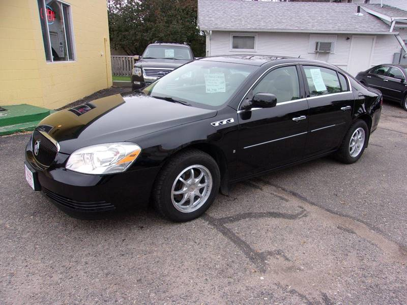 2007 Buick Lucerne for sale at Affordable Motors in Jamestown ND