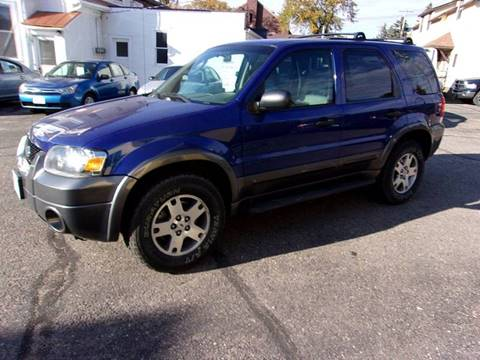 2005 Ford Escape for sale at Affordable Motors in Jamestown ND