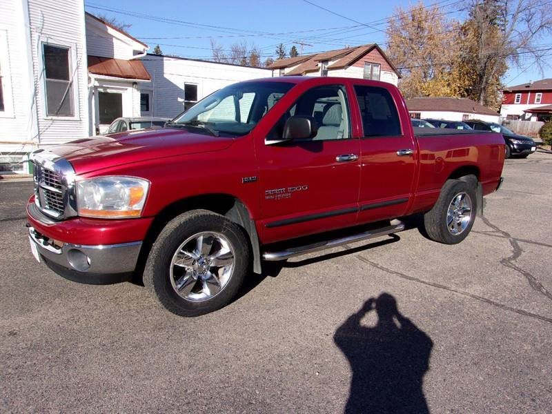 2006 Dodge Ram Pickup 1500 for sale at Affordable Motors - Sold Inventory in Jamestown ND