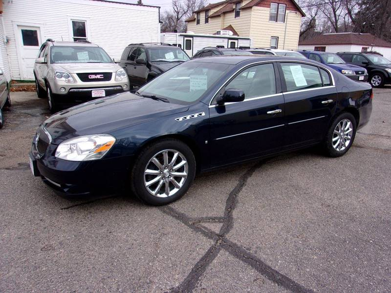 2008 Buick Lucerne Cxs In Jamestown Nd Affordable Motors