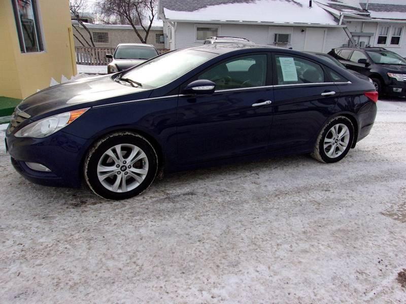 2011 Hyundai Sonata Se In Jamestown Nd Affordable Motors