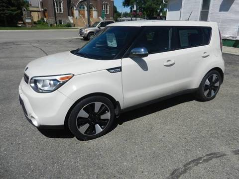 2015 Kia Soul for sale at Affordable Motors in Jamestown ND