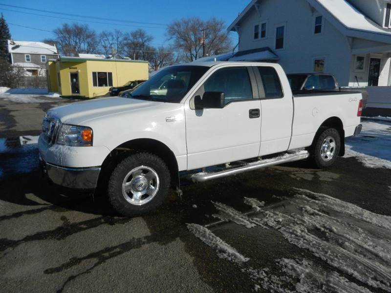 2007 ford f-150 xlt in jamestown nd - affordable motors