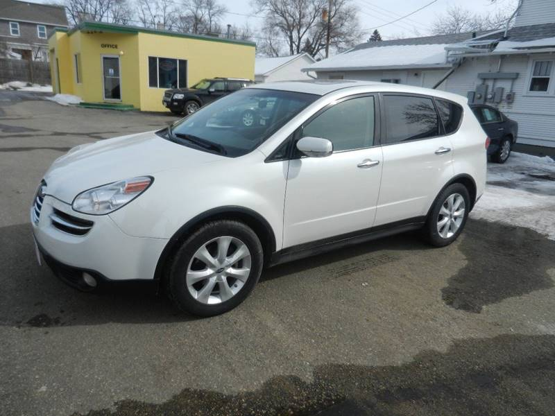 2006 subaru b9 tribeca 5 pass in jamestown nd for Subaru motors finance address