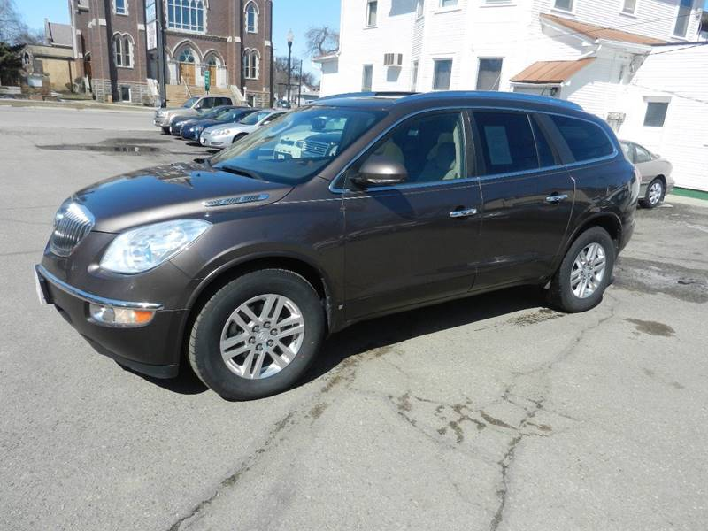 2008 buick enclave cx in jamestown nd affordable motors for Affordable motors of brooklyn inventory