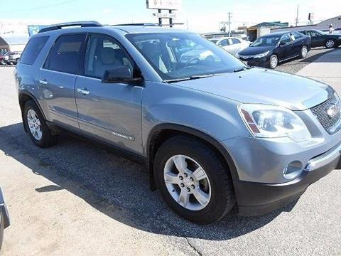 2007 GMC Acadia for sale at Dales A-1 Auto Inc in Jamestown ND