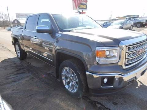 2015 GMC Sierra 1500 for sale at Dales A-1 Auto Inc in Jamestown ND