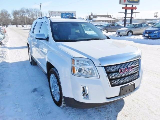 2012 GMC Terrain for sale at Dales A-1 Auto Inc in Jamestown ND