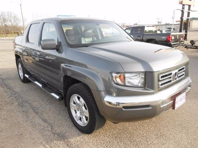 2008 Honda Ridgeline for sale at Dales A-1 Auto Inc in Jamestown ND