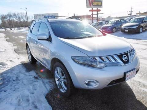 2009 Nissan Murano for sale at Dales A-1 Auto Inc in Jamestown ND
