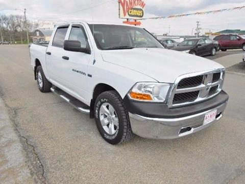 2011 RAM Ram Pickup 1500 for sale at Dales A-1 Auto Inc in Jamestown ND