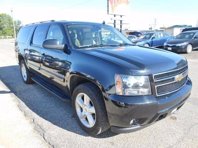 2007 Chevrolet Suburban for sale at Dales A-1 Auto Inc - Sold Inventory in Jametown ND