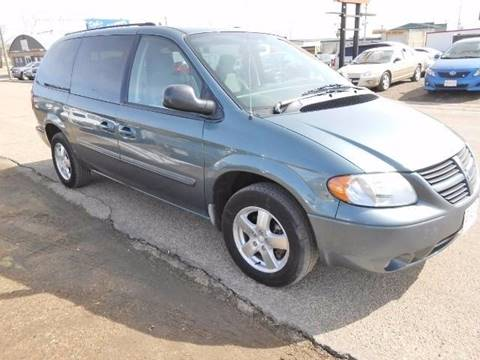2006 Dodge Grand Caravan for sale at Dales A-1 Auto Inc - Sold Inventory in Jametown ND