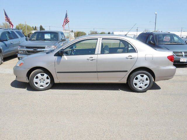 2003 Toyota Corolla for sale at Dales A-1 Auto Inc in Jamestown ND