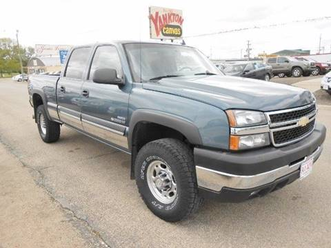 2007 Chevrolet Silverado 2500HD Classic for sale at Dales A-1 Auto Inc in Jamestown ND