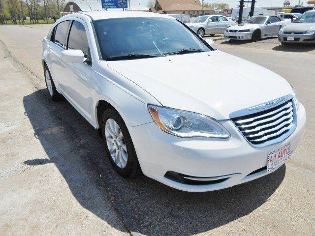 2013 Chrysler 200 for sale at Dales A-1 Auto Inc in Jamestown ND