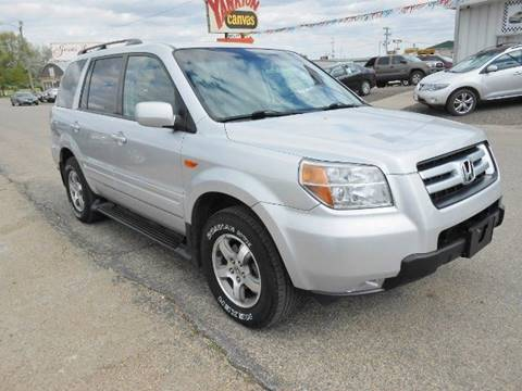 2007 Honda Pilot for sale at Dales A-1 Auto Inc in Jamestown ND