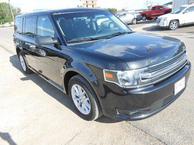 2015 Ford Flex for sale at Dales A-1 Auto Inc in Jamestown ND