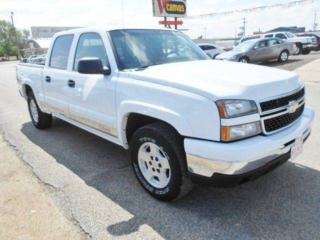 2006 Chevrolet Silverado 1500 for sale at Dales A-1 Auto Inc in Jamestown ND