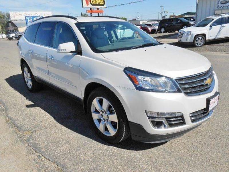 2014 Chevrolet Traverse for sale at Dales A-1 Auto Inc in Jamestown ND
