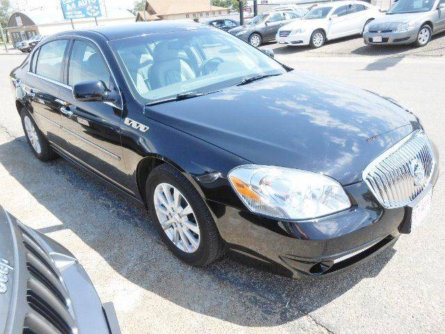 2011 Buick Lucerne for sale at Dales A-1 Auto Inc in Jamestown ND