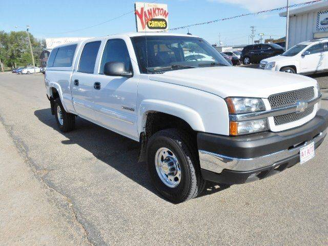 2003 Chevrolet Silverado 2500HD for sale at Dales A-1 Auto Inc in Jamestown ND