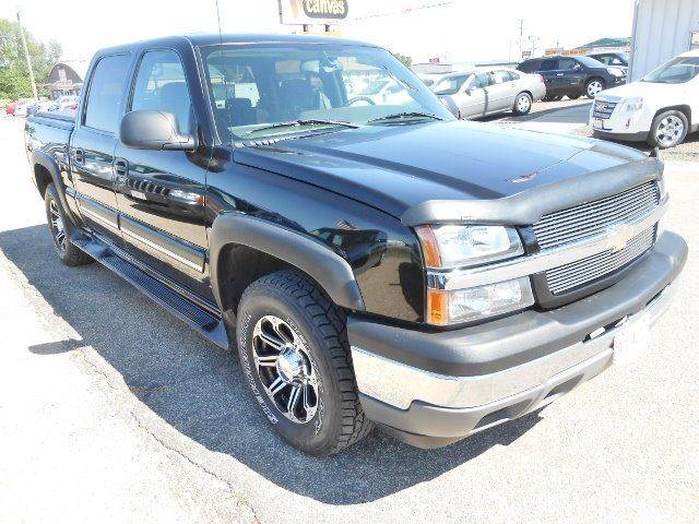2005 Chevrolet Silverado 1500 for sale at Dales A-1 Auto Inc in Jamestown ND