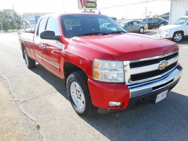 2011 Chevrolet Silverado 1500 for sale at Dales A-1 Auto Inc in Jamestown ND