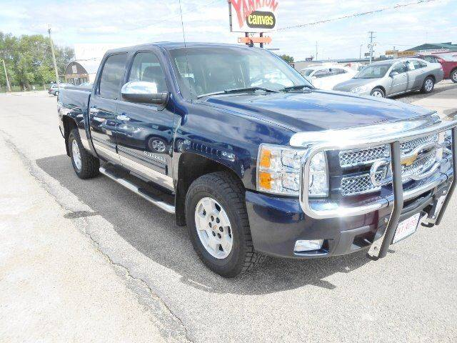 2012 Chevrolet Silverado 1500 for sale at Dales A-1 Auto Inc in Jamestown ND