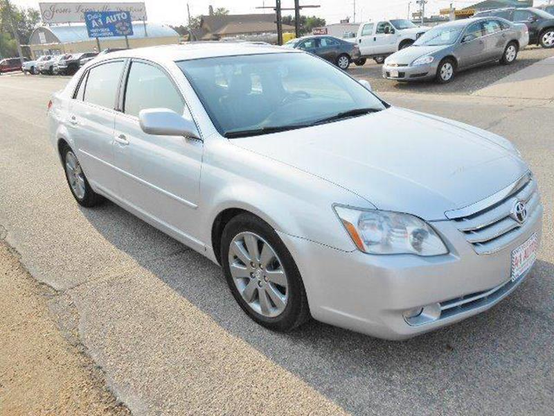 2006 Toyota Avalon for sale at Dales A-1 Auto Inc in Jamestown ND