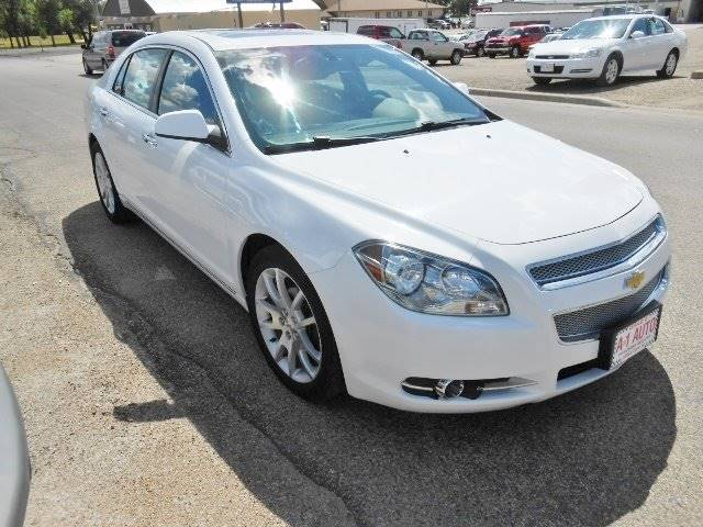 2012 Chevrolet Malibu for sale at Dales A-1 Auto Inc in Jamestown ND