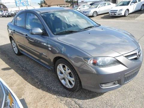 2007 Mazda MAZDA3 for sale at Dales A-1 Auto Inc in Jamestown ND