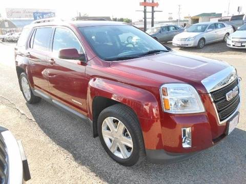 2011 GMC Terrain for sale at Dales A-1 Auto Inc in Jamestown ND