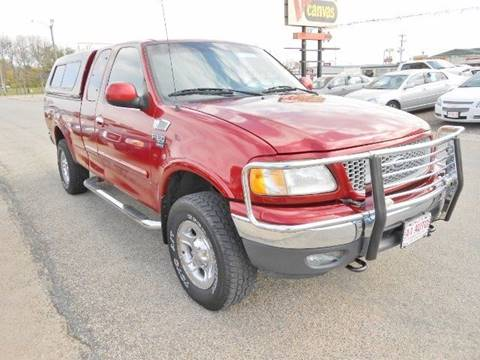 1999 Ford F-150 for sale in Jamestown, ND