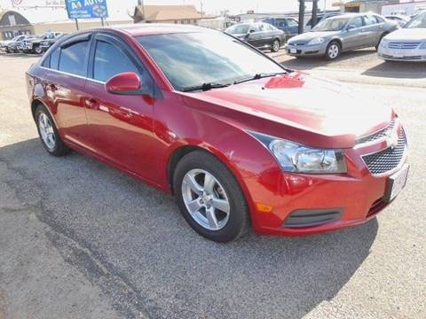 2012 Chevrolet Cruze for sale in Jamestown, ND