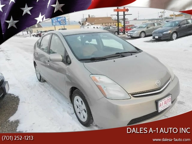 2007 Toyota Prius for sale at Dales A-1 Auto Inc in Jamestown ND