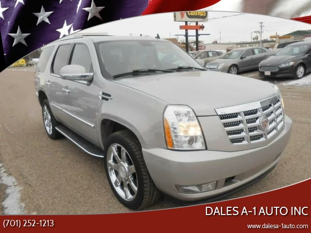 2007 Cadillac Escalade for sale at Dales A-1 Auto Inc in Jamestown ND