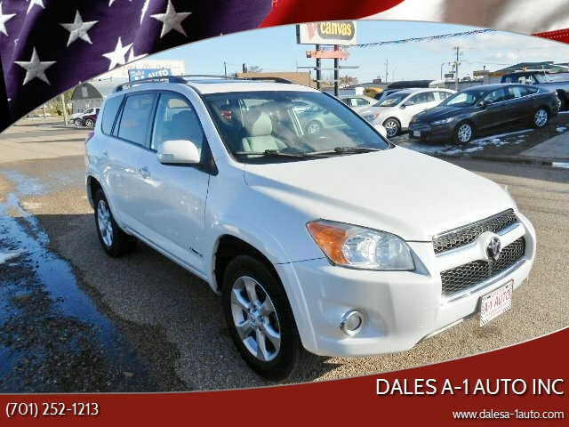 2010 Toyota RAV4 for sale at Dales A-1 Auto Inc in Jamestown ND