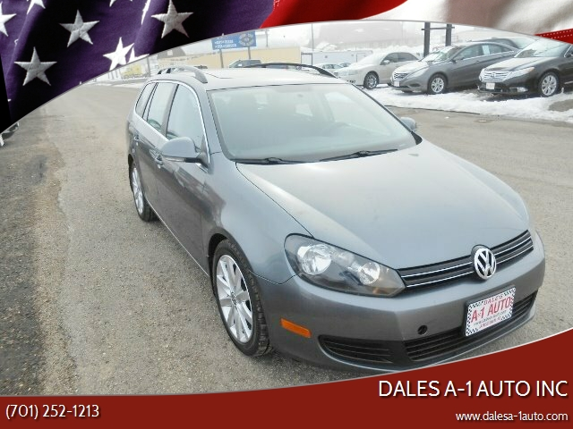 2011 Volkswagen Jetta for sale at Dales A-1 Auto Inc in Jamestown ND