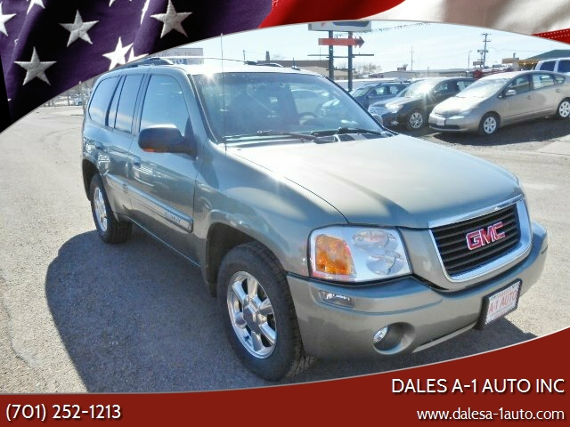 2004 GMC Envoy for sale at Dales A-1 Auto Inc in Jamestown ND