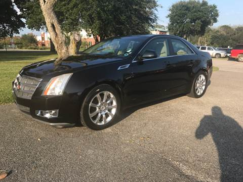 2008 Cadillac CTS for sale in Long Beach, MS