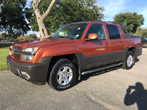 2004 Chevrolet Avalanche for sale in Long Beach, MS