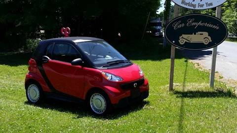 2014 Smart fortwo for sale in Greenwich, NY