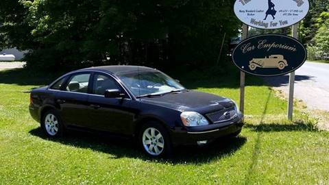 2007 Ford Five Hundred for sale in Greenwich, NY