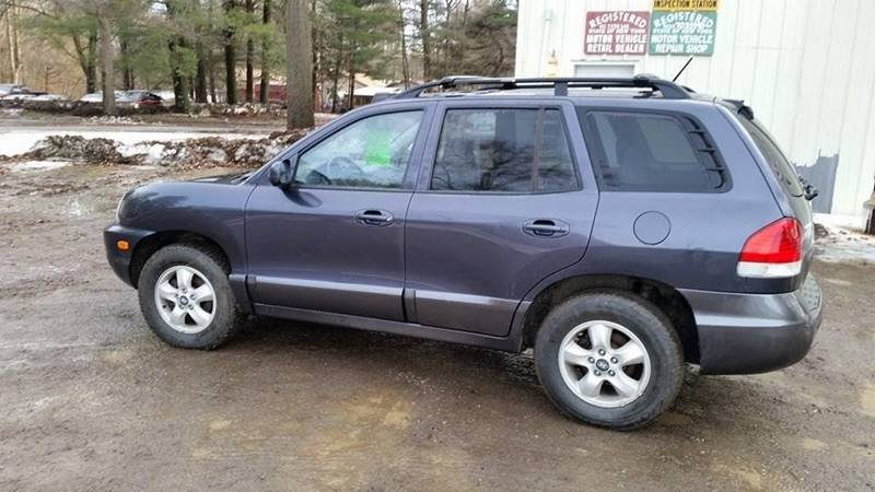 2005 Hyundai Santa Fe For Sale At Car Emporium In Greenwich NY
